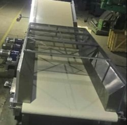 Dough Feed Arrangement for Rotary Moulder