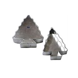 X-mas Tree Cake Tins