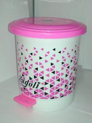 Round Pedal Dustbin