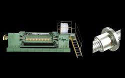 LOG PEELING LATHE MACHINE (K.I.2750 VS)