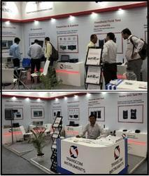 TRANSCOM INSTRUMENTS ATTENDS CONVERGENCE INDIA 2018