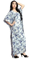Casual Party Wear Women Printed Kaftans