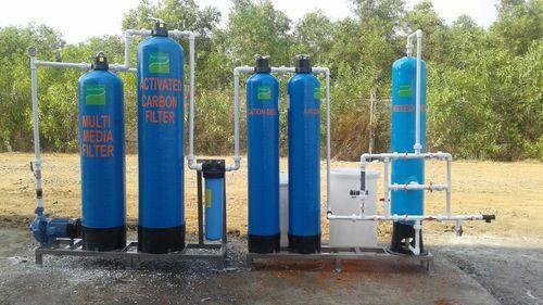 2000 LPH Water Demineralization Plant