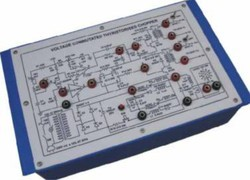 Voltage Commutated Thyristorised Chopper Trainer Kit