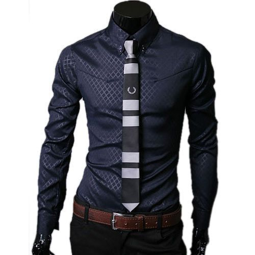 be601df9a356 Cotton Black Men's Slim Fit Formal Shirt, Rs 300 /piece, Lovely ...