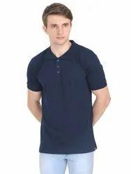 Mens Polo Half Sleeve T Shirts