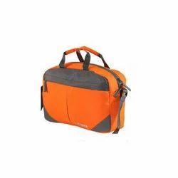 Orange & Grey Sling Bag