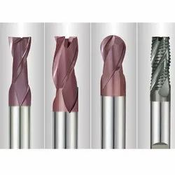Solid Carbide End Mills For General Application