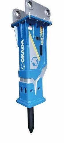 Hydraulic Rock Breaker (Okada), Model: Text | ID: 9090694862
