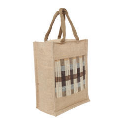 b4f09d9710af Jute Lunch Bag at Best Price in India
