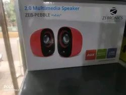 Zebronics Dual Speakers