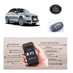GSM Car Remote Starter- All Operation Automated