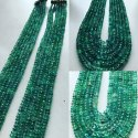 Natural Zambian Emerald Beads