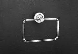 SS Rectangular Towel Ring
