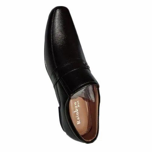 Slip On Children Leather Formal Shoes