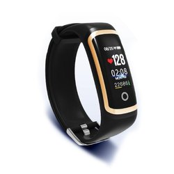 Amaze HR Fitness Band with BP, Heart Rate and Pedometer Function, Model No.: DVAMZ01