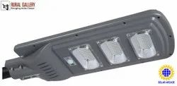 15 watt All in One Street Light with 120 LEDs and Remote Control