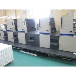 Oliver Sakurai 66 Colour Offset Printing Mechinine