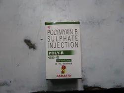 POLYMYXIN B 500000 IU