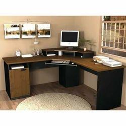 Wooden Office Furniture, Height: 3-4 feet