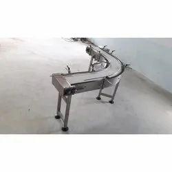 90 Degree Modular Bend Conveyor