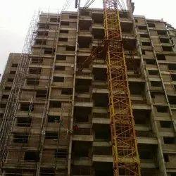 Concrete Frame Structures Commercial Buildings Construction in Pune