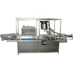 Automatic Liquid Vial Filling Machine
