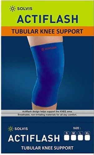1d50e3dcd3 Solvis Fitness Knee, Calf & Thigh Support (S, Blue) at Rs 249 /piece ...