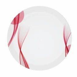 Melamine Sporty Dish Redox