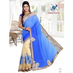 Fancy Casual Wear Sarees