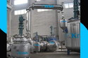 Semi - Automatic Polymer Resin Plant, Capacity: 50 L To 35000 L And 50 Tons