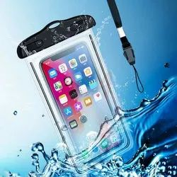 PVC Waterproof Cell Phone Pouches