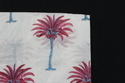 Palm Hand Block Print Fabric