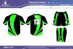 Soccer Central Uniform
