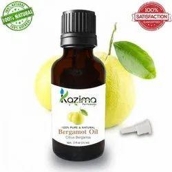 Kazima 100% Pure Natural & Undiluted Bergamot Oil