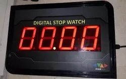 Stopwatch Display