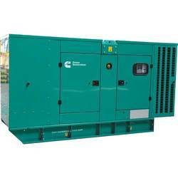 Cummins Silent Diesel Generator, Voltage: 220-400 V