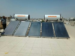 200 LPD  FPC Solar Water Heater