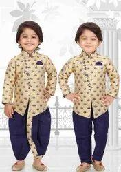 Boys Indian Dhoti Kurta Sets for Kids