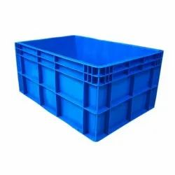 Rectangular Solid Box Jumbo Crate, For Storage, Capacity: 75 Litres