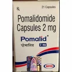 Pomalidomide Capsules 2 Mg