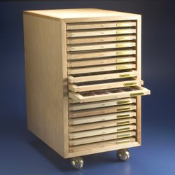 Horizontal Slide Cabinet