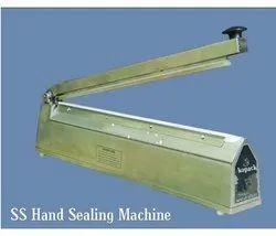 SS Hand Sealing Machine