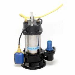 4HP Flowchem Sewage Pump