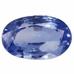 Oval - Cut Ceylon Blue Sapphire