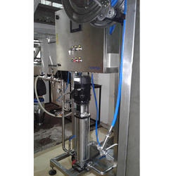 Automatic Foam Cleaning System
