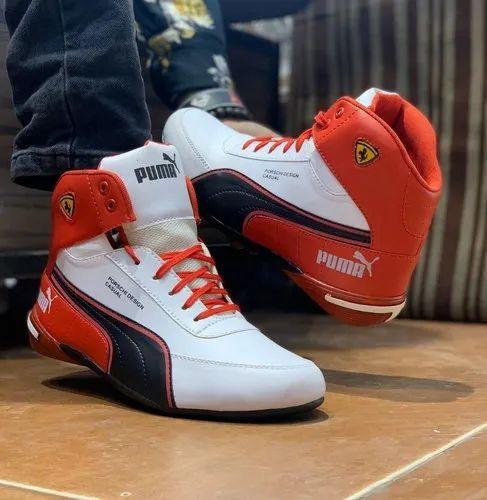 Mesh Multicolor Sports Shoes for Men