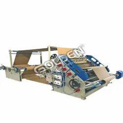 Golden Mechanical Semi Automatic Corrugated Box Making Machine