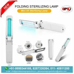 Uv Folding Sterilizing Lamp