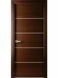 Aron Horizontal Profiled Laminated Wooden Door